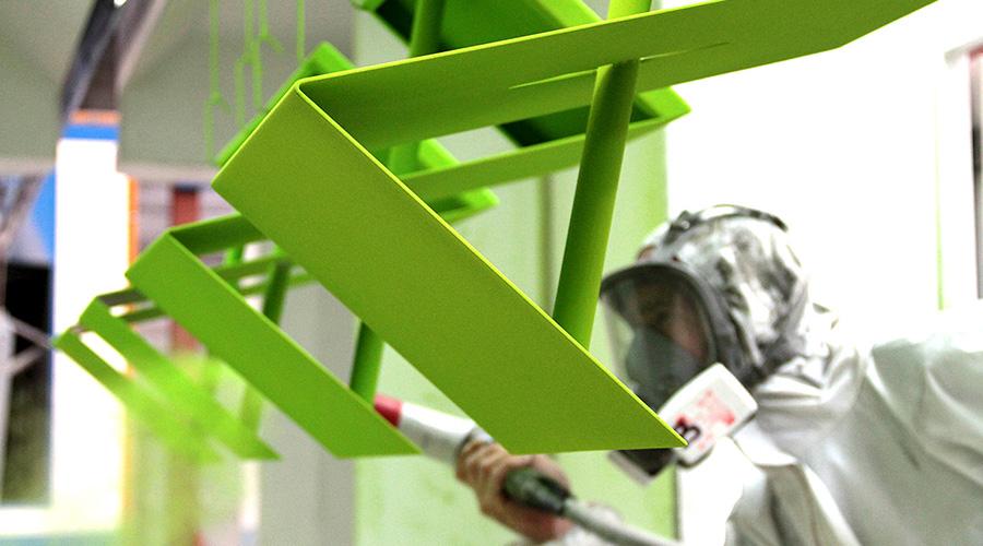 BARREM CONCEPT - parc machines peinture
